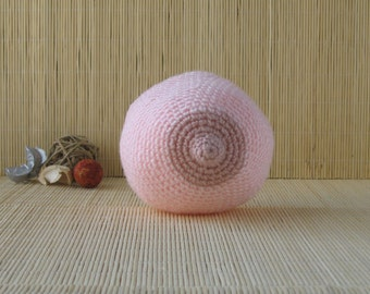Pink Crochet Breast 04ca25df2e9b