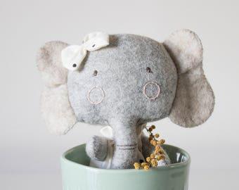 Stuffed Animal Custom | Elephant