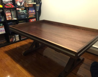 Game Table Etsy