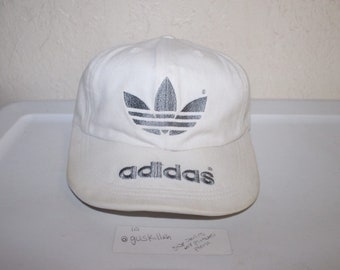 21c4703dcbd Vintage 90 s Adidas Strapback Hat by Adidas