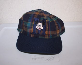 Vintage 90 s Mickey Mouse Snapback by Goofy Inc 0a1aa4fd6326
