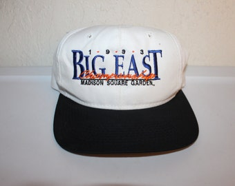 3e20f98dd7c Vintage 1993 Big East Madison Square Garden Championship Snapback by The  Game