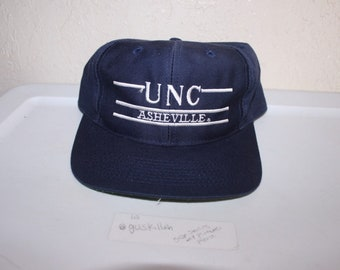 45d8a40db28 Vintage 90 s UNC Asheville Snapback by The Game