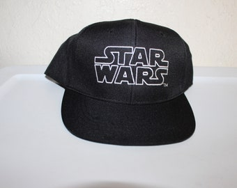 28940f4db9b Vintage 90 s Star Wars Snapback by Lucas Film