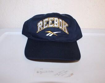 8f55f89ed70 Vintage 90 s Reebok Snapback Hat by Reebok