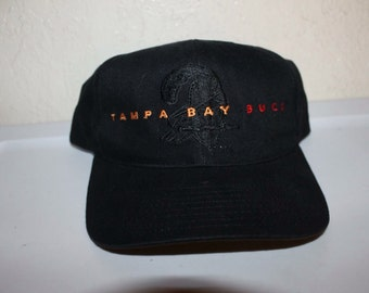Vintage 90 s Tampa Bay Bucs Snapback by American Needle 3f693116a