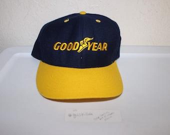 b5361d6f Vintage 90's Goodyear Snapback by Swingster