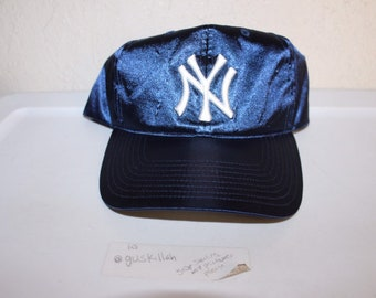 4d95d7c2 Vintage 90's New York Yankees Strapback Hat by Twins