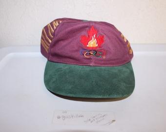 eaf234a042f Vintage 1996 Atlanta Olympics Strapback Hat by Kalson Group