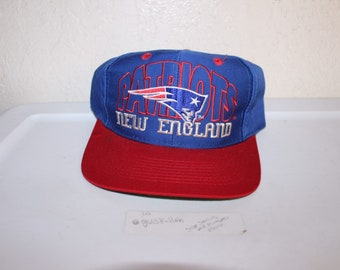 Vintage 90 s New England Patriots Snapback by The Game c4a4455ec4f4