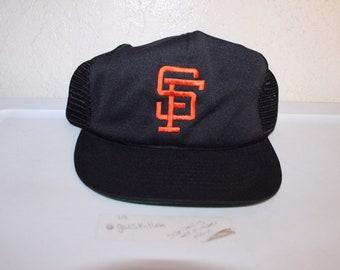 c39b50aef Giants hat | Etsy