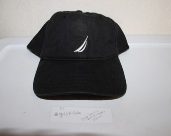3279edb5 Vintage 90's Nautica Strapback Dad Hat by Nautica
