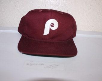 3311b906d6284 Vintage 90 s Philadelphia Phillies Snapback by Starter