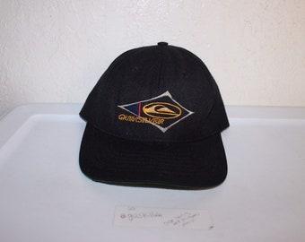 bc26333967e Vintage 90 s Quiksilver Snapback Hat by Quiksilver