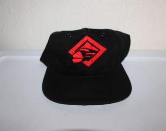 3b6d9a9534550 Vintage 90 s Marlboro Unlimited Strapback Dad Hat by Marlboro