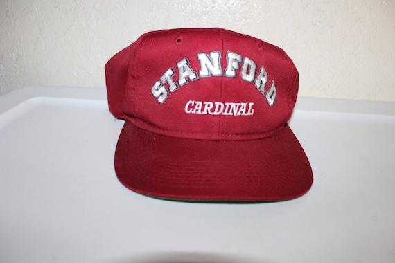c6f6e801f43 ... cap nwt 1549154416 4d009 7c063  uk vintage 90s stanford university  cardinal snapback hat etsy 48834 86e38