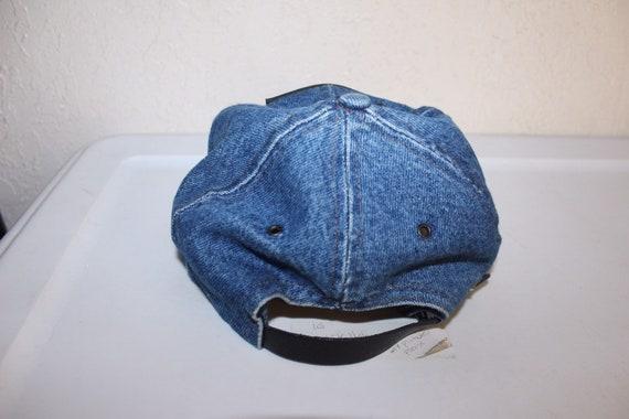 Vintage 90's Harley Davidson Strapback Hat by Har… - image 6