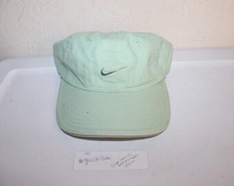 Vintage 90's Nike Swoosh Strapback Dad Hat by Nike