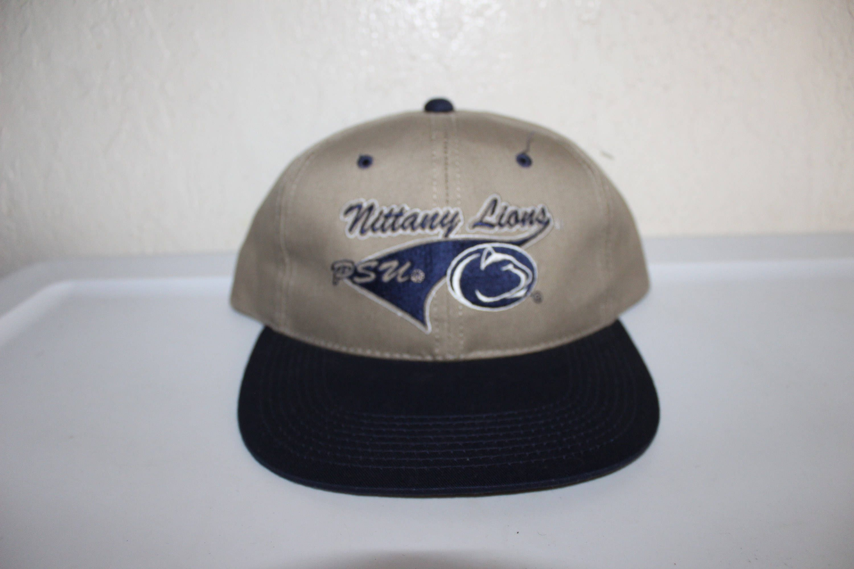 13b654896df Vintage 90 s Penn State University Nittony Lions Snapback