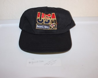 Vintage 1992 USA Basketball Dream Team Snapback by AJD