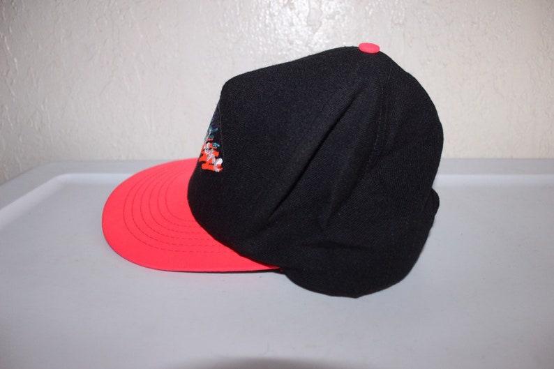 Vintage 80 s Bridgestone Snapback Hat  b7ef4cedb7ad
