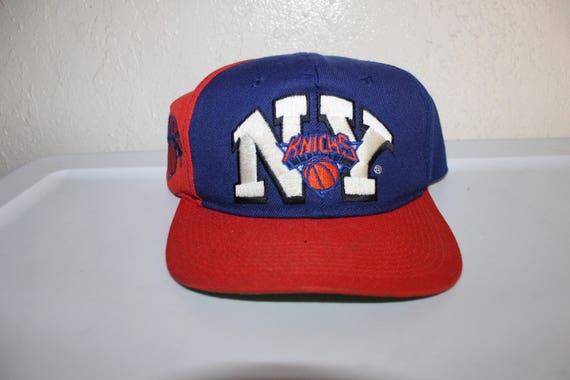 Vintage 90 s New York Knicks Snapback by Sports  ed2520f9b25