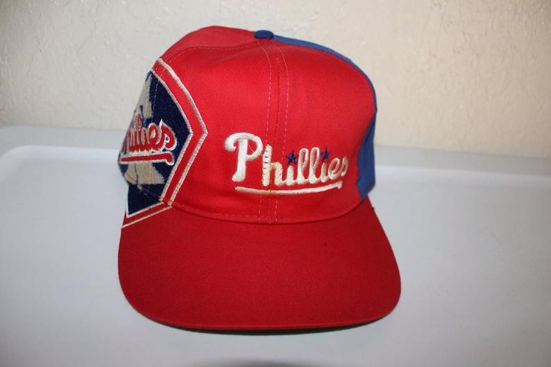 3dc07744d2c5b Vintage 90 s Philadelphia Phillies Snapback by Twins