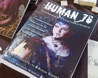 Human 76 - Signed Paperback