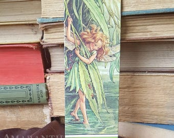 Flower Fairies - Willow - Book Page Bookmark