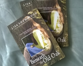 Beneath the Old Oak - Signed Paperback