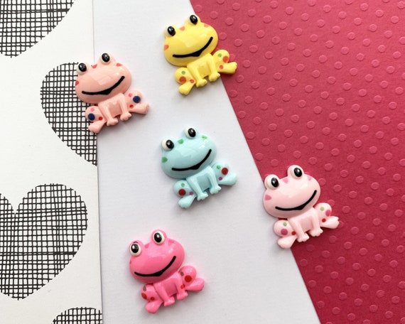 12  beautiful resin Baby embellishments cardmaking crafts