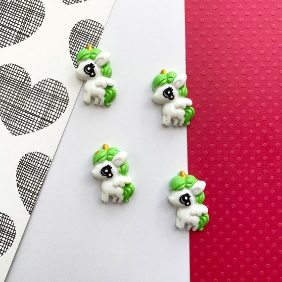 3pcs Cute Panda Flatback Resin Cabochon Embellishment Scrapbooking Kawaii Craft