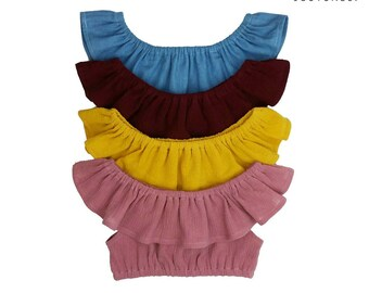 a5a5b3433629 Toddler crop top