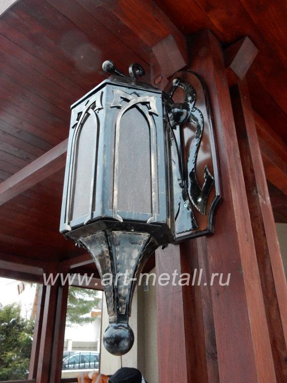 Black Wrought Iron Outdoor Wall Lights Outdoor Lighting