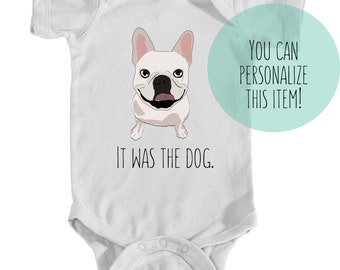 TYLERHUMP Baby Bodysuit French Bulldog Yoga Dog Short Sleeves Triangle Romper Cute Soft Outfits Infant Toddler Clothes