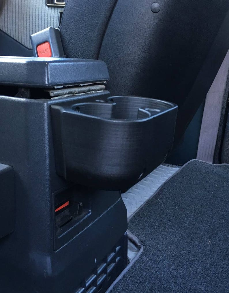 60/62 Series Rear Double Cup Holder