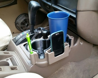 80 Series Double Cup Holder