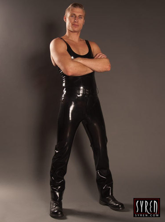 Rubber fetish latexfetish men
