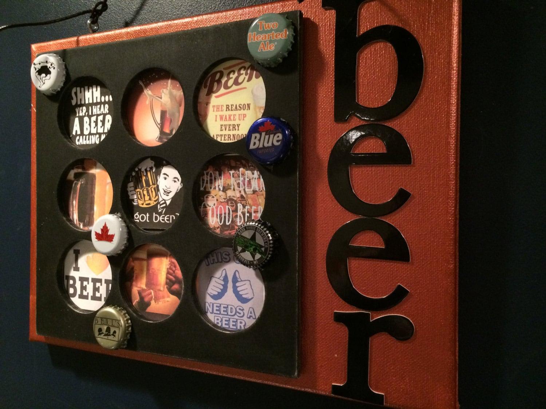 Beer Wall Decor