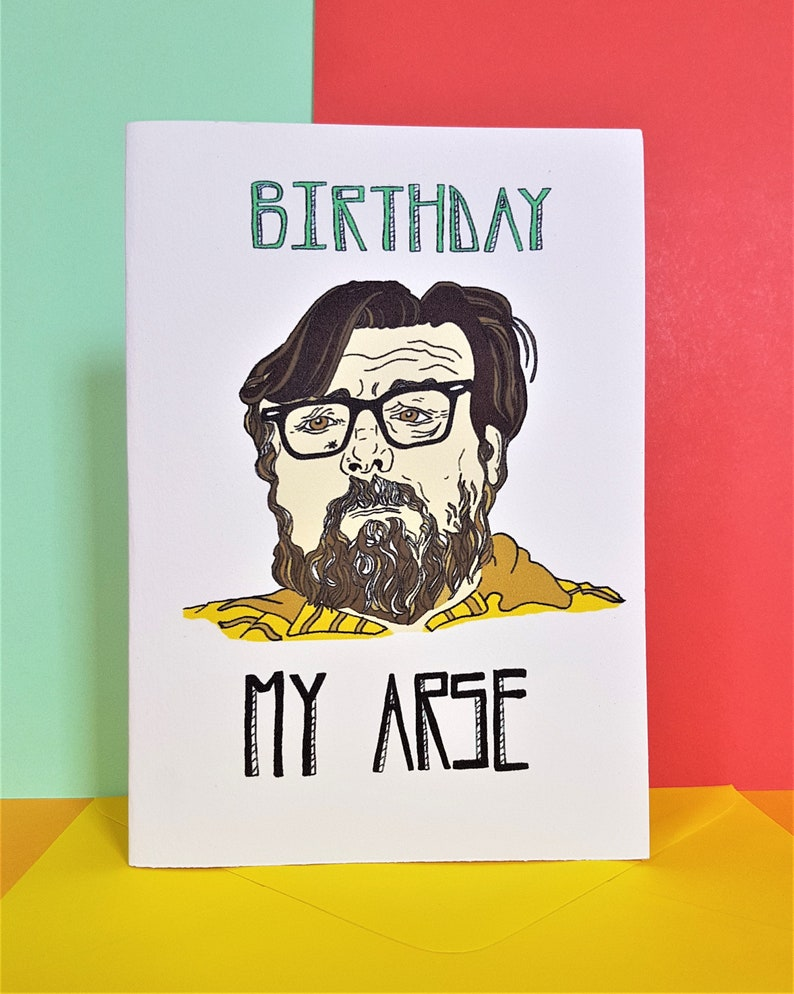 Jim Royle Birthday Card Free UK Postage