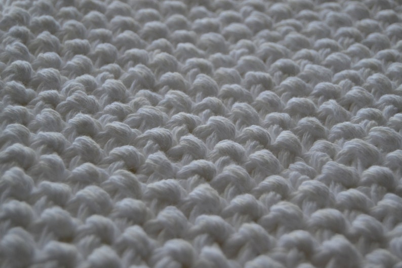 bedroom rug 14 WHITE cotton 24 x 30 Rug with a non-slip pad machine washable and dryable kitchen rug Bath Mat knitted rug