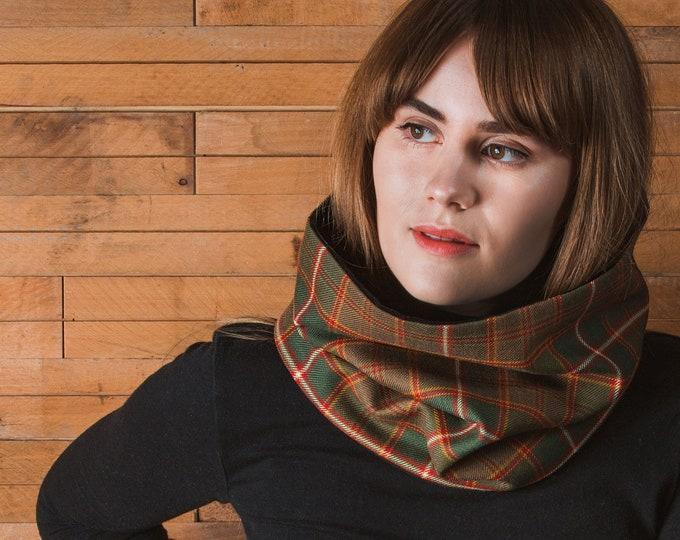 Flodden Commemorative Tartan Cowl Velvet Lining*Free Shipping*