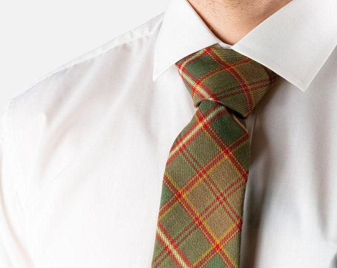 Flodden Commemorative Tartan Tie