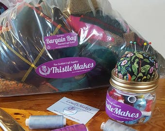 ThistleMakes Craft Packs