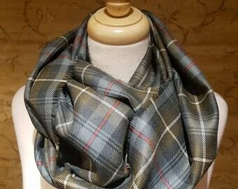 Weathered MacKenzie Fraser Cowl Wrap
