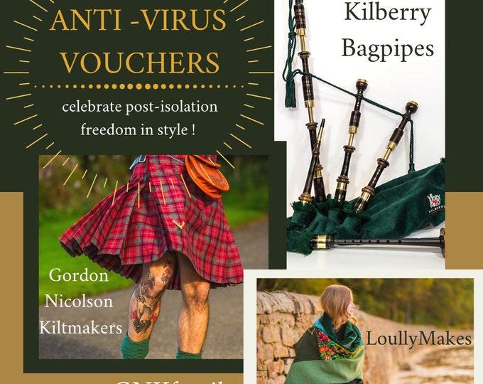Anti-Virus Voucher GNKfamily Brands
