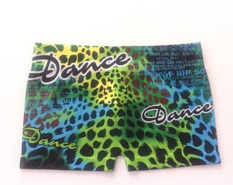 Cheetah Dance Shorts
