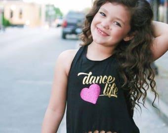 Dancelife Heart Tank