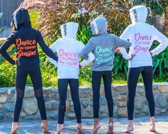 Dance Season Sweatshirt