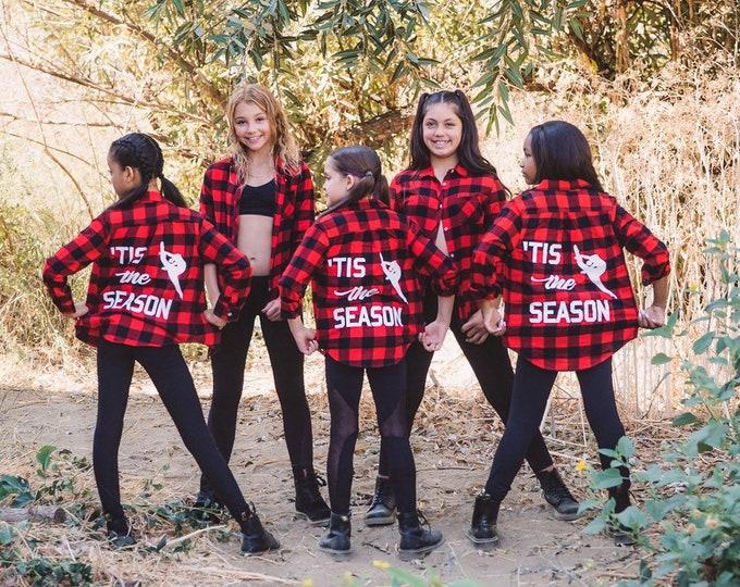 'Tis The Season Flannels